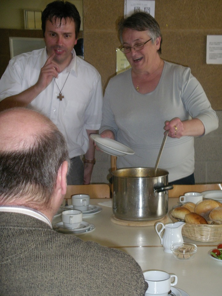 Kris en de soep van Amanda